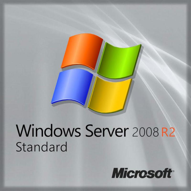 Windows Server 2008 Standard R2