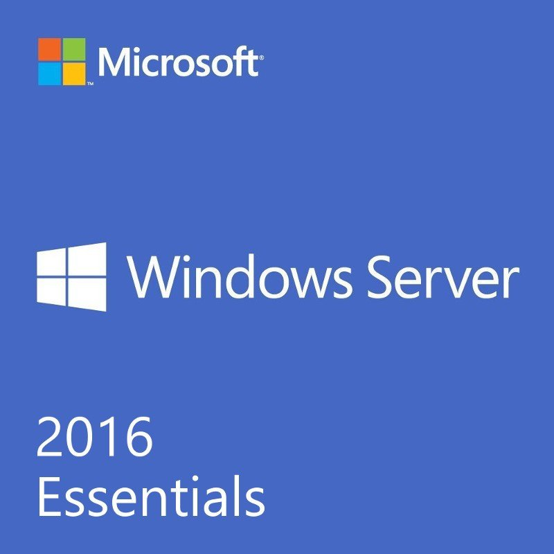 Windows Server 2016 Essentials - 2 CPU