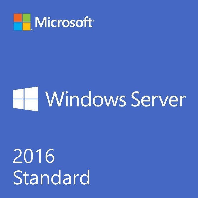 Windows Server 2016 Standard - 16 CPU