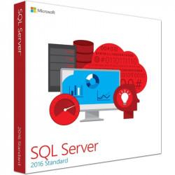 SQL Server 2016 Standard - 10 clients - 1 Server